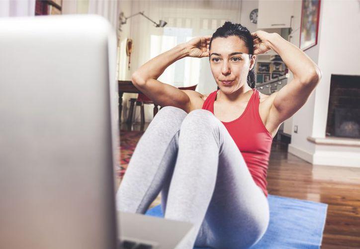 Con ayuda de tu celular podrás mantenerte en forma. (Foto: LM Magazine)
