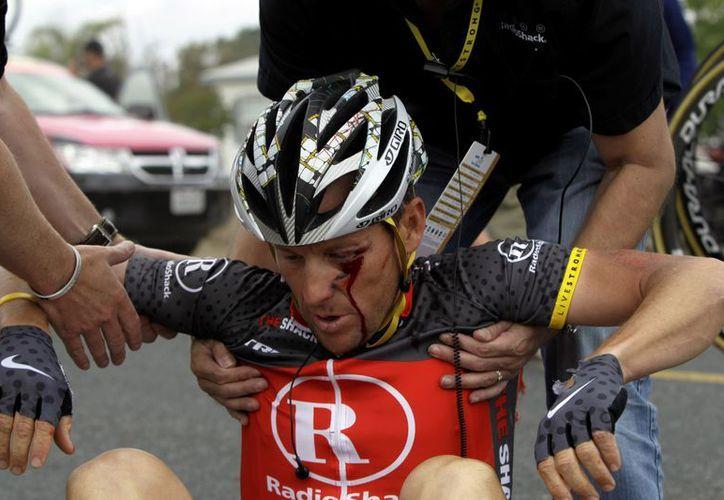 En la demanda no se especifica cuánto dinero exigen a Lance Armstrong por engañar a sus lectores con obras de ficción. (Agencias)