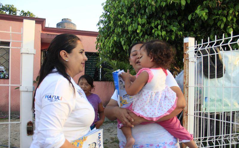 En pobreza, más de 70 por ciento de niños de Felipe Carrillo Puerto, José María Morelos y Lázaro Cárdenas. (Foto: Redacción/SIPSE)
