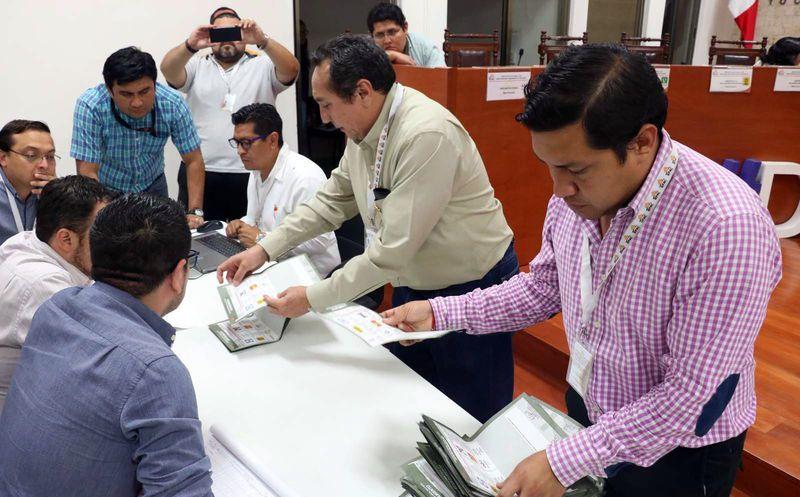 El Iepac dio por concluido el recuento oficial en los casos de los comicios municipales y distritales. (Milenio Novedades)