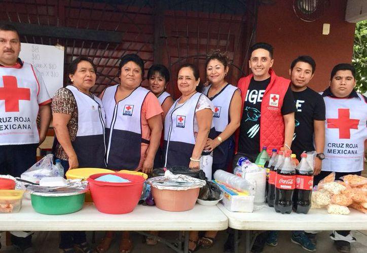 En las escuelas del municipio realizan la actividad 'talentos Kids' en la que fomentan en los niños la donación. (José Chi/SIPSE)