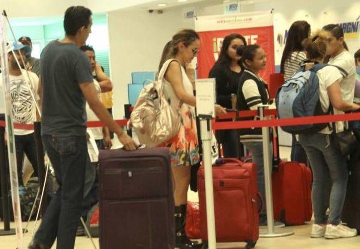 Recientemente no ha habido irregularidades en la prestación de servicios en el aeropuerto de Mérida, de acuerdo a la Profeco. (SIPSE)