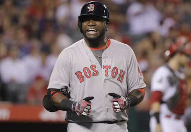 "David Ortiz, mejor conocido como ""Big Papi"". (Foto de Associated Press)"