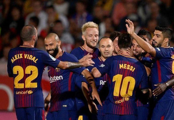La fundación Barcelona realizará una donación de 200 mil euros. (Foto: Contexto)