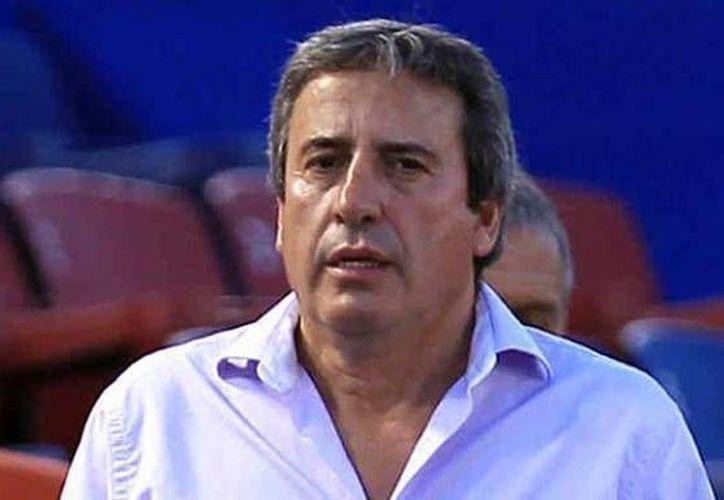 José Antonio García, dejo claro que la responsabilidad no sólo es del entrenador, y ellos deben poner de su parte. (Archivo/SIPSE)