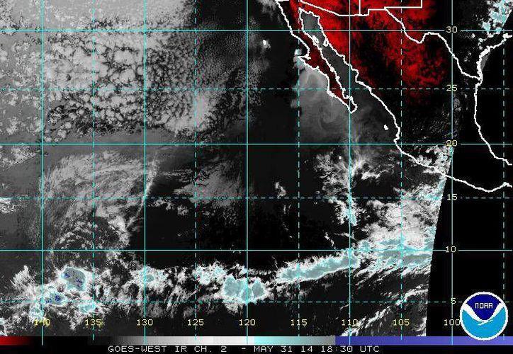 Las condiciones para que se forme un ciclón tropical serán muy favorables a principios de la próxima semana, indicaron los meteorólogos. (ssd.noaa.gov)