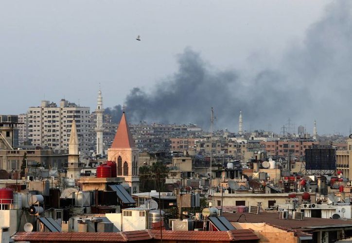 La ONU señala que los ataques son 'profundamente inquietantes'. (Agencias)