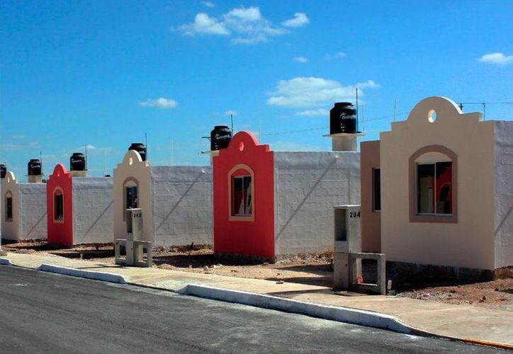 El precio de las viviendas en Mérida se incrementó, en promedio, 10 por ciento. El Infonavit subirá el monto de los créditos. (Milenio Novedades)