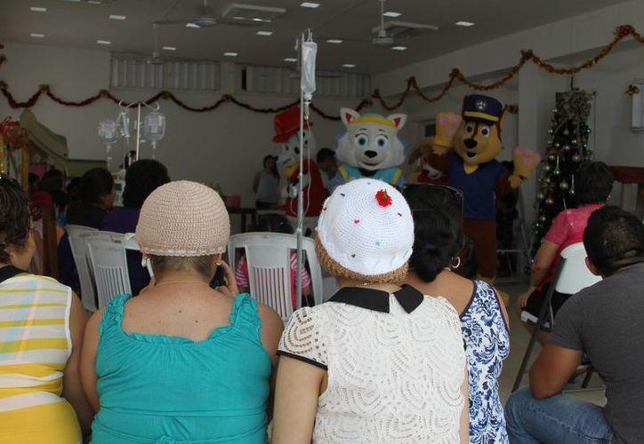 Se realizarán actividades alusivas al Día Internacional del Cáncer Infantil. (Foto: Eddy Bonilla)