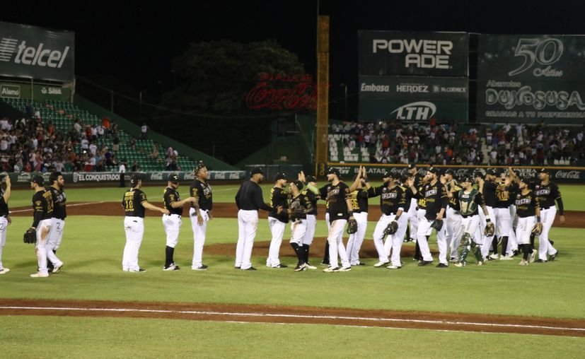 El pitcheo será clave para los Leones en esta serie por el campeonato de la Zona Sur. (Foto: Novedades Yucatán)