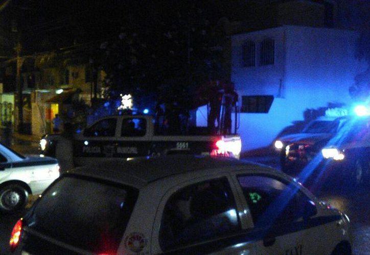 Vecinos del fraccionamiento Villas del Caribe reportaron detonaciones de arma de fuego esta noche. (Redacción/SIPSE)