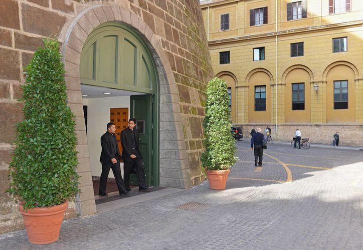 El Vaticano pidió la ayuda de las autoridades de Italia para la investigación; en la imagen, las instalaciones del Banco Vaticano. (periodistadigital.com)