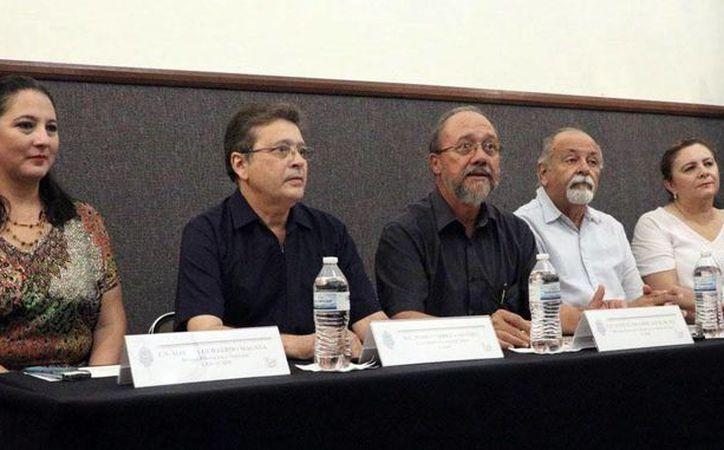 Los dirigentes del evento dieron a conocer todos los detalles acerca de la Feria que se realizará del 20 al 22 de octubre.(Milenio Novedades)