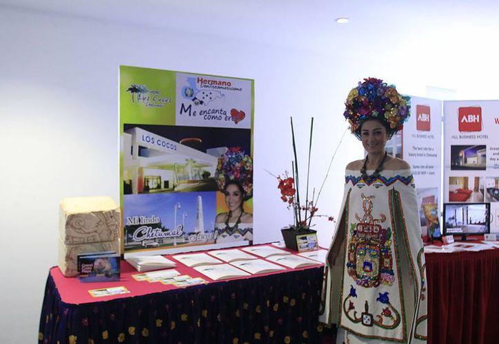La Feria de Turismo, que organiza la Canaco, se realizará en Belice. (Harold Alcocer/SIPSE)