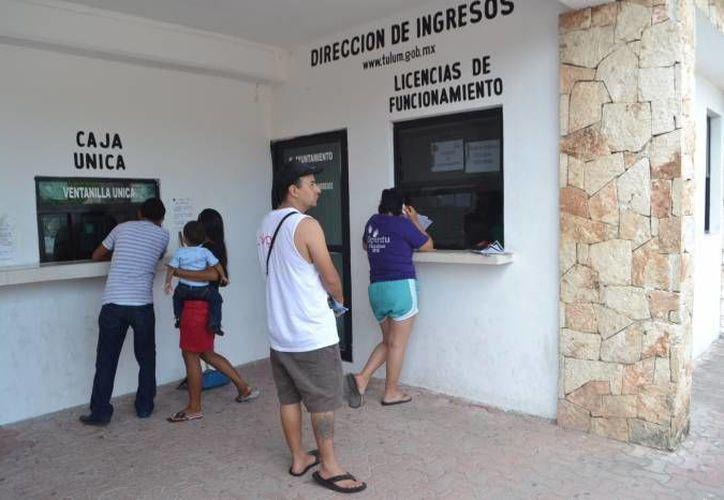 Gobierno de Tulum invita a la ciudadanía a pagar de manera anticipada el impuesto predial. (Redacción/SIPSE)