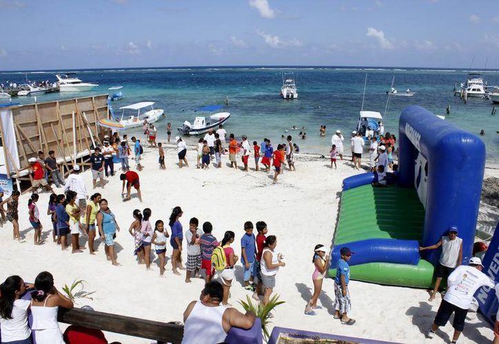 Los niños, jóvenes y adultos tendrán diversas actividades durante el evento. (Archivo/SIPSE)