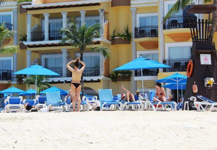 Los descuentos en tarifas de hoteles pequeños aseguran una buena temporada de verano en la Riviera Maya. (Octavio Martínez/SIPSE)
