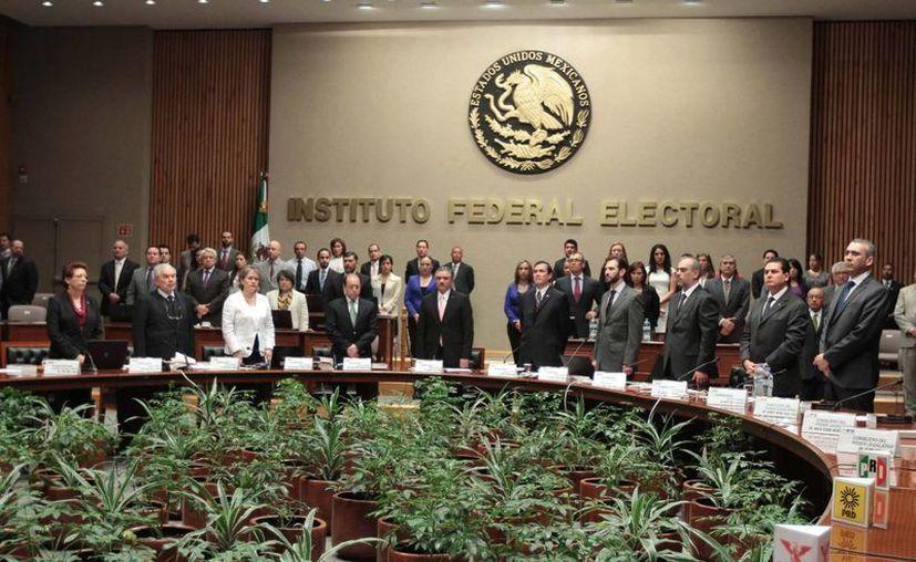 Por cinco votos a favor y tres en contra determinaron regresar a la Unidad de Fiscalización el proyecto. (Archivo/Notimex)