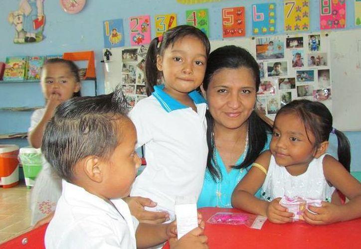 En agosto los menores se reincorporarán a sus actividades escolares. (Redacción/SIPSE)