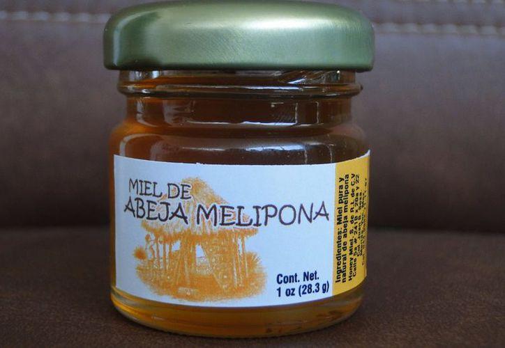 La miel melipona tiene muchos usos medicinales. (Internet: Mercado libre)