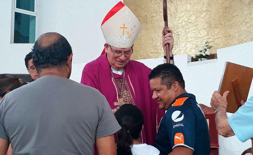 Sobre las alertas, Pedro Pablo Elizondo Cárdenas dijo que Estados Unidos sólo quiere desprestigiar a Cancún. (Sajhid Domínguez/SIPSE)