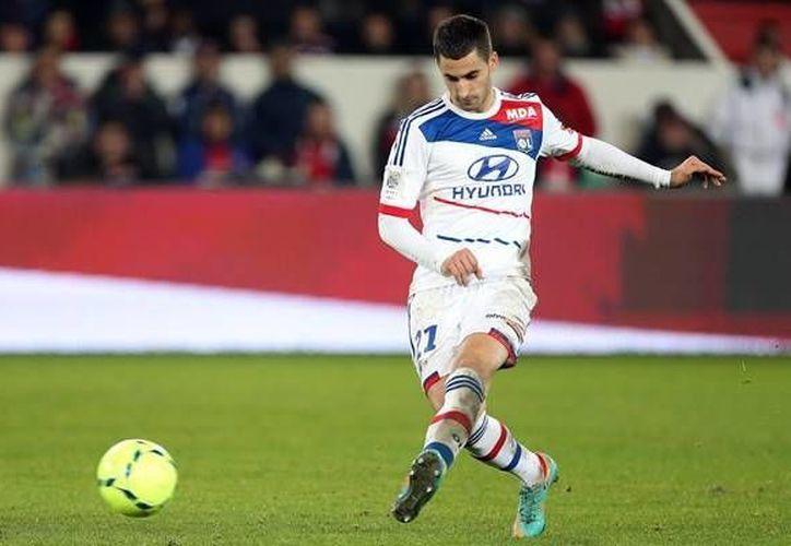 El Lyon avanzó este miércoles a la final de la Copa de Francia, que sólo ha conquistado una vez, en 2001.(mediotiempo.com)