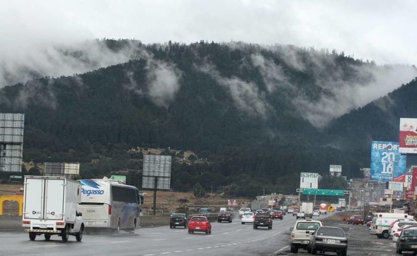 En entidades como Hidalgo, Puebla y Tlaxcala, el Meteorológico Nacional advierte del registro de heladas. (Archivo/Notimex)