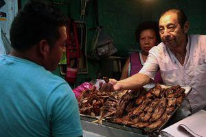 <i>Día de pesca</i> en mercados de Mérida