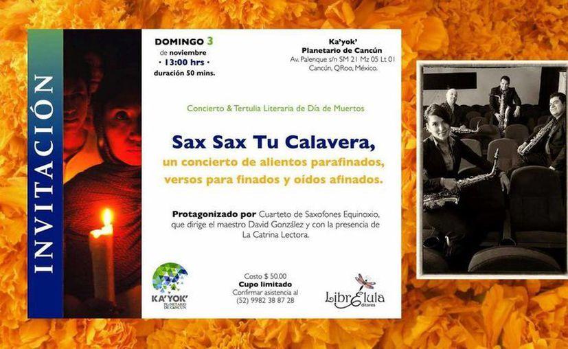 Los espectadores experimentarán desde la música sacra, hasta la música  popular mexicana. (Redacción/SIPSE)