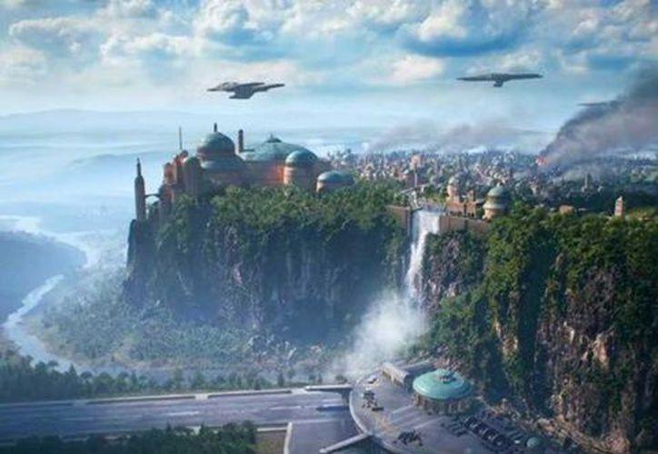 Durante esa última exposición se prevé que haya una demostración de una batalla 20 contra 20 para mostrar el videojuego. (Excelsior)