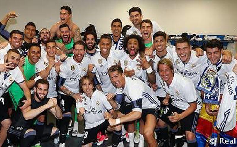 El Madrid intentará ganar en Cardiff su primer doblete liga-Champions en  casi 60 años 87d9093678934
