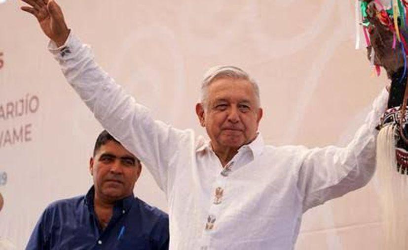AMLO visitará Yucatán este viernes.(Foto: Novedades Yucatán)