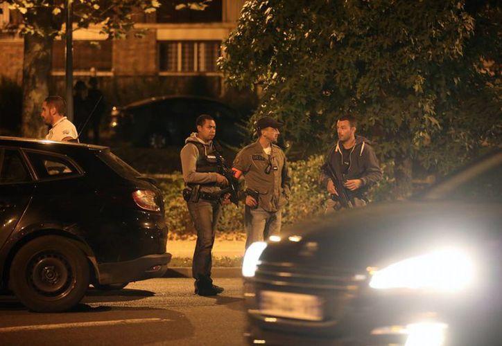 El Ministerio de la Defensa francesa asegura que el país vive una amenaza terrorista inédita. (AP/Thibault Camus)