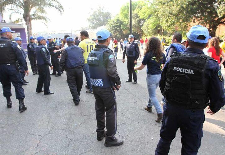 La secretaria de Seguridad Ciudadana, Rocío Alonso, indicó que la policía estatal del Estado de México carece de elementos suficientes. (Notimex/Contexto)