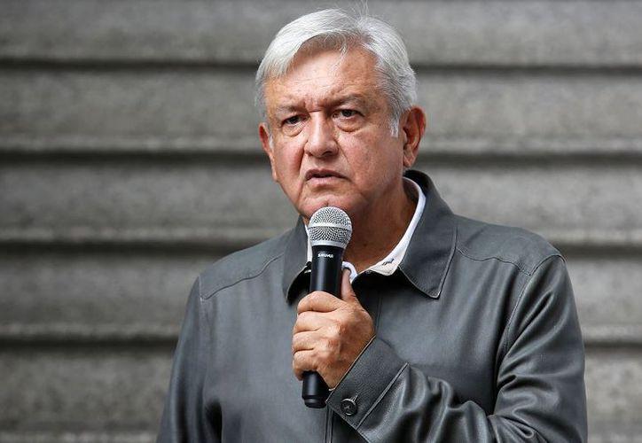 López Obrador propone reanudar las negociaciones con la participación de los representantes de México, Canadá y Estados Unidos. (Televisa)