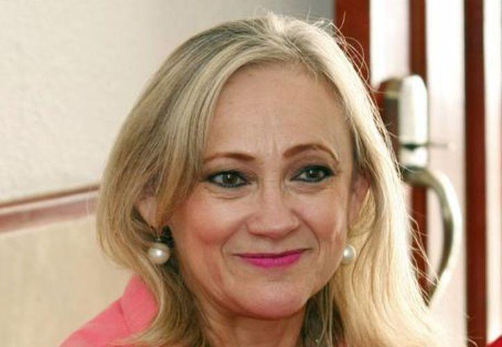Patricia Cabrera Rivero, directora ejecutiva de Contacto. (Milenio Novedades)