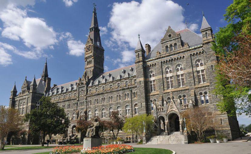 La Universidad de Georgetown impartirá el Programa de Liderazgo para la Competitividad Global. (Foto: Contexto/Internet)