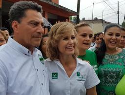 PVEM 'despide' a su candidato por apoyar a AMLO en Tabasco