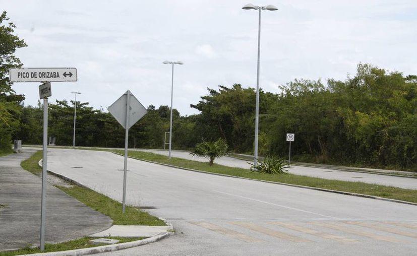 El proyecto del Parque Cancún alcanzó un espacio de 240 hectáreas. (Tomás Álvarez/SIPSE)