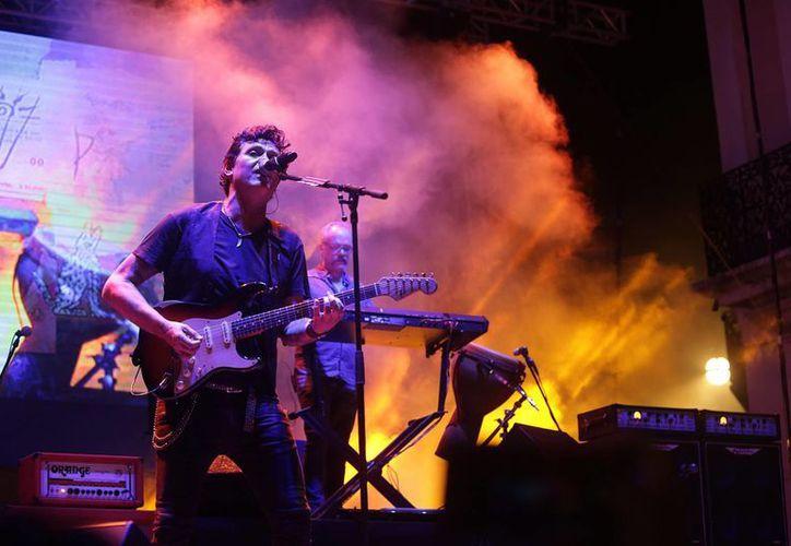 Caifanes planea lanzar en 2017 su quinto álbum de estudio, el cual contendrá canciones de Saúl Hernández y Diego Herrera.(Notimex)