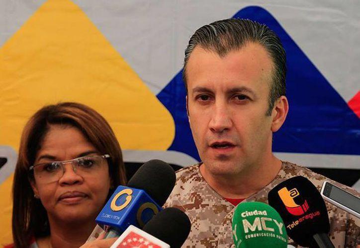 El Aissami fue designado vicepresidente de Venezuela como parte de una reestructuración del gabinete de Nicolás Maduro. (elperiodiquito.com)