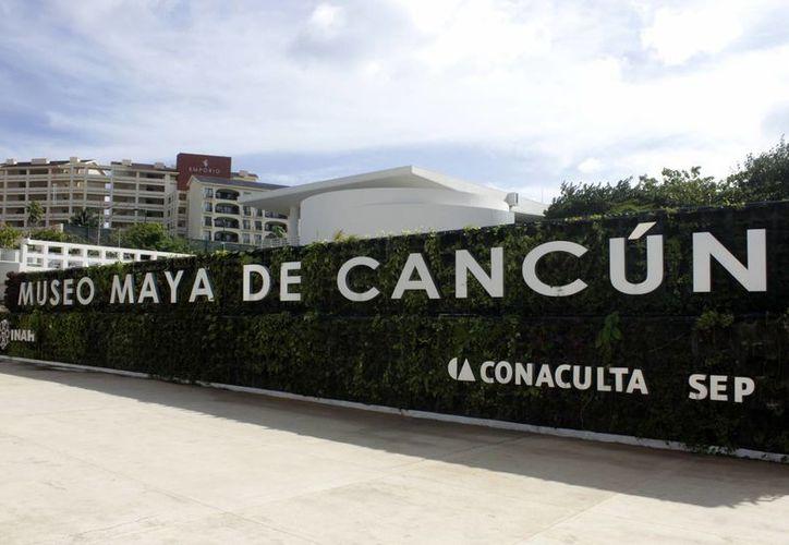 El año pasado, el museo registró 80 mil visitantes. (Francisco Gálvez/SIPSE)