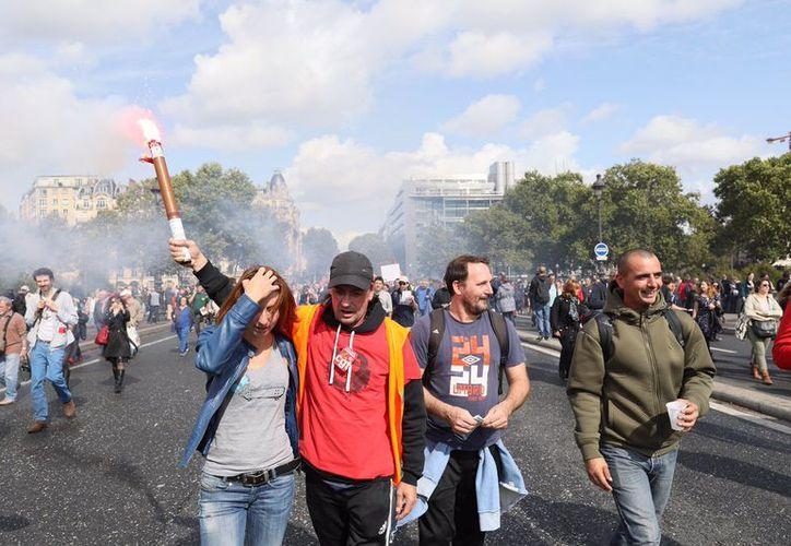 En agosto, se inició la ronda final de conversaciones con los sindicatos sobre la liberalización de las leyes laborales del país. (RT)