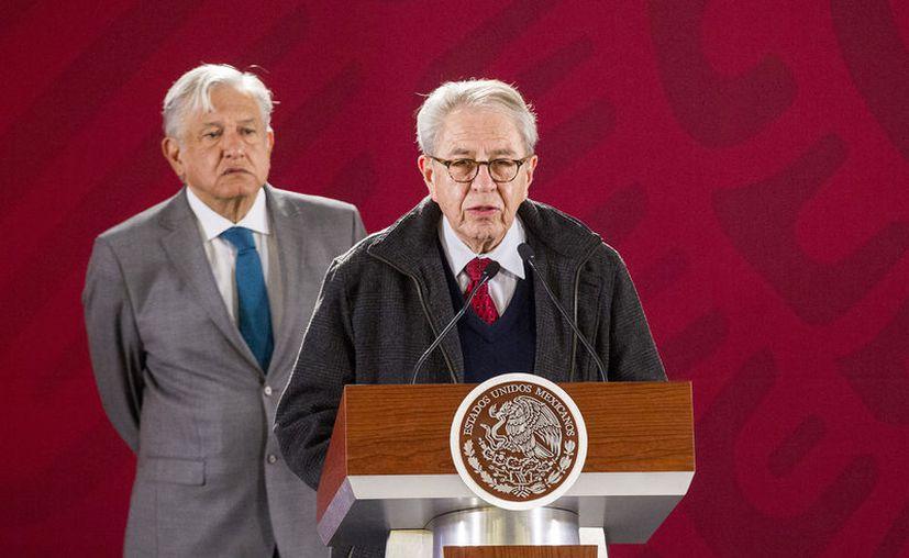 El titular de la Secretaría de Salud, Jorge Alcocer (Notimex/Arturo Monroy)