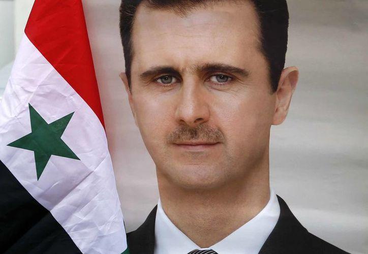 El presidente de Siria, Bashar Al Assad asegura que no existió el 'ataque químico' que desató el bombardeo de Trump a su nación. (Vanguardia MX)