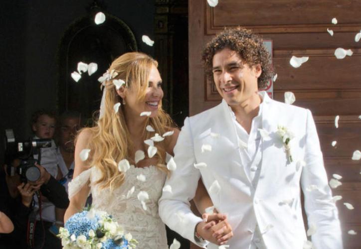 Tras siete años de relación, Karla y Memo se dieron el 'sí'. (Captura Instagram).