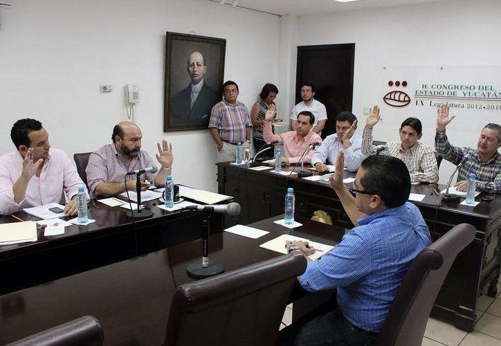 Por unanimidad, la Comisión de Puntos Constitucionales del Congreso local aprobó ayer  el dictamen. (Milenio Novedades)
