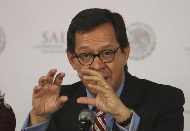 Campa: el Congreso de la Unión aprobó 2,500 millones de pesos a demarcaciones prioritarias. (Notimex)