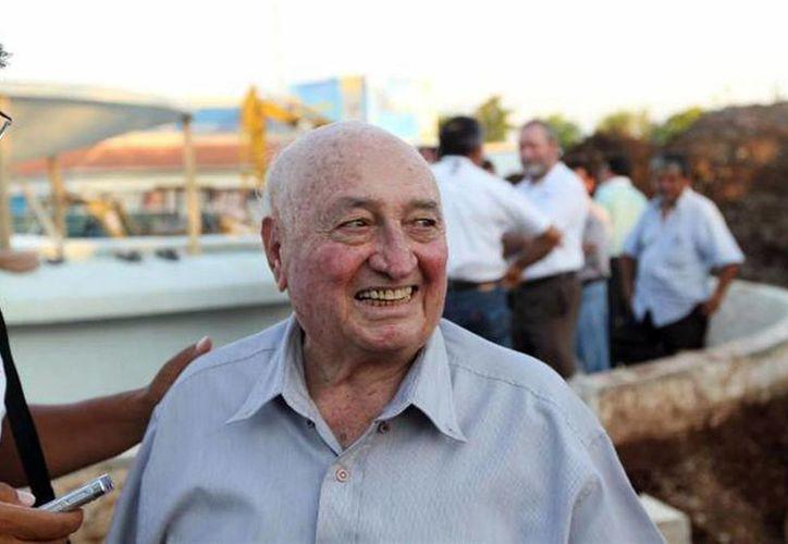 El ingeniero Mario Duarte Carrillo. (SIPSE)