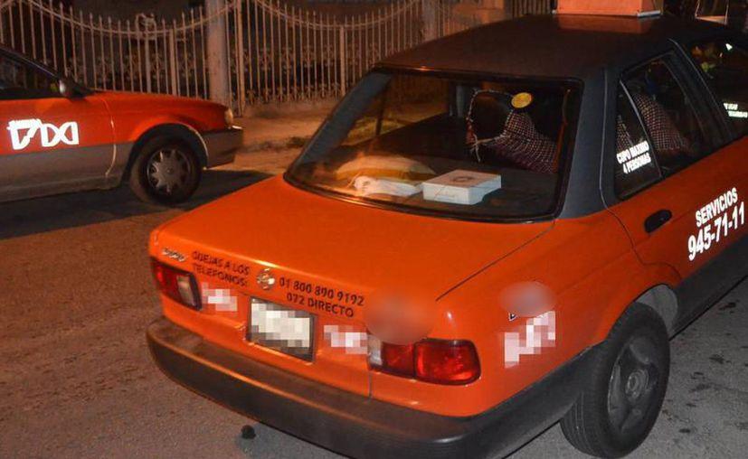 El taxista delincuente es integrante de la Unión de Taxistas Independientes. (Imagen de archivo/ Milenio Novedades)